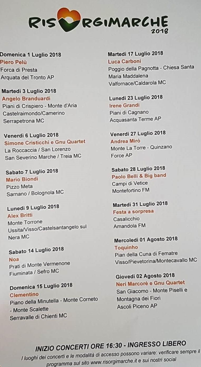Risorgimarche 2020 Calendario.Ematube Star Yourself Video Risorgimarche 2018 Neri